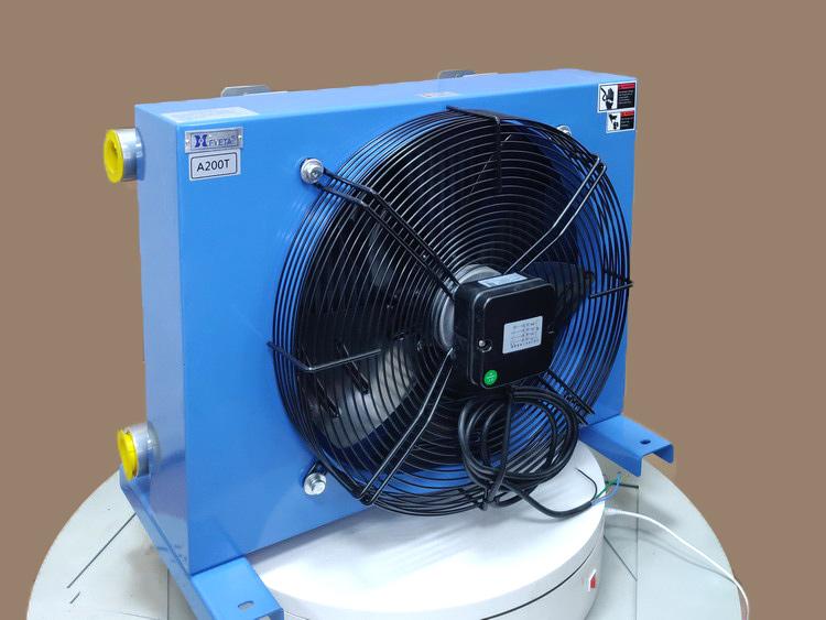 液压铝合金风冷却器