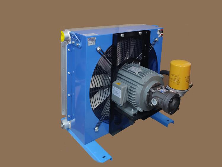 自循环风冷却器