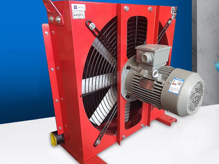 冷却器的分类,液压系统可以使用哪些冷却器?